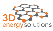 3D Energy Solutions Logo