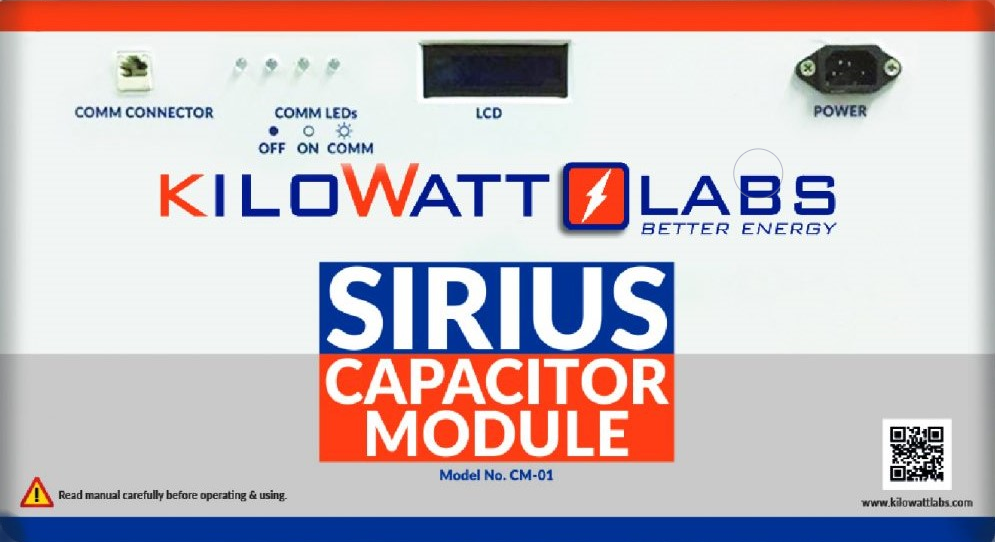 Renewable Energy - Sirius Super Capacitor